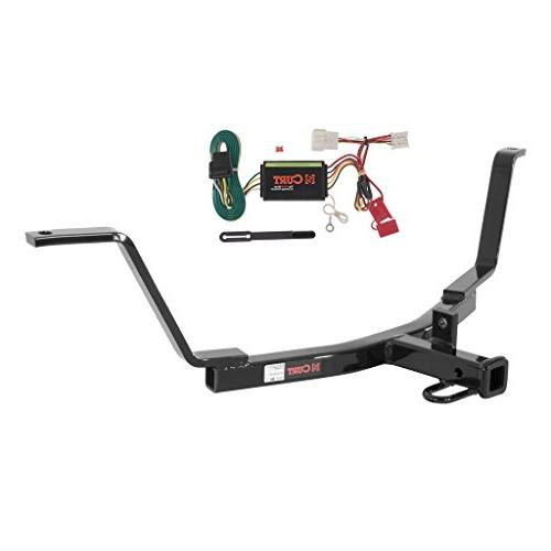 CURT Class 1 Trailer Hitch Bundle with Wiring for 2012-2016