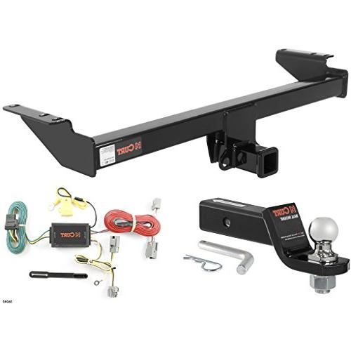 CURT Cl 3 Trailer Hitch Tow Package with 1-7/8