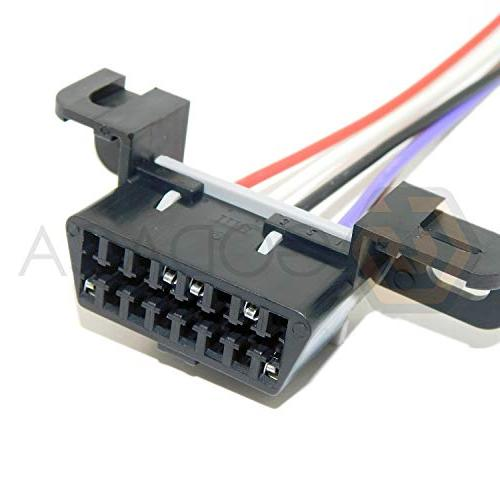 Godaca Business 1x Connector 16-Way 16 pin for OBDII OBD2 fo