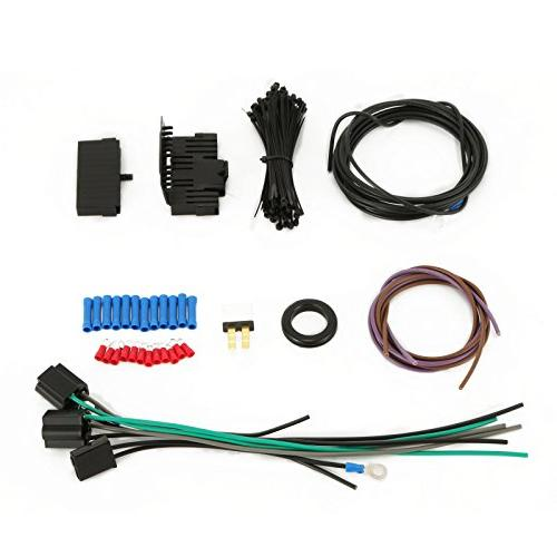 Mophorn 21 Circuit Wiring Harness Kit Long Wiring Color Harness for Chevy Ford