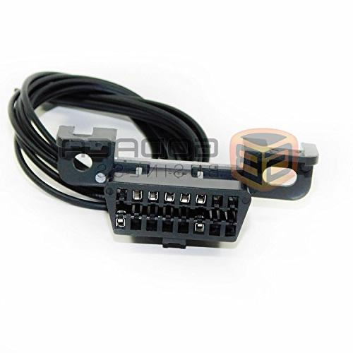 OBDII OBD2 Wiring Harness Connector Pigtail for Jeep on