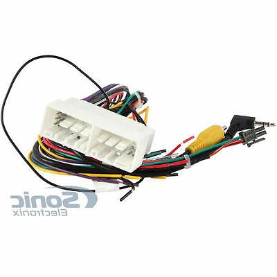 Metra 70-7306 Aftermarket Car Stereo Wiring Harness for 2017
