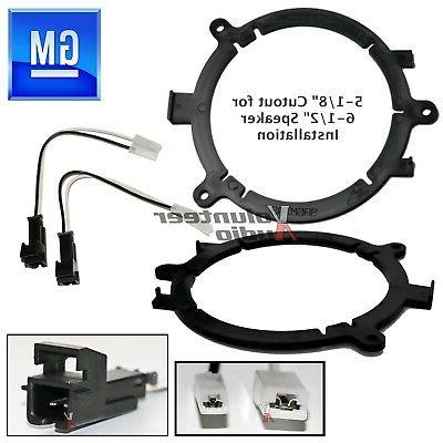 AI Speaker Adapter for 1 Pair + Wiring Harness