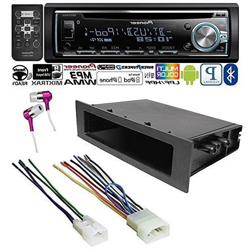 1987-2001 Toyota Camry Car Stereo Radio Dash Mount Install Kit+Wire Harness