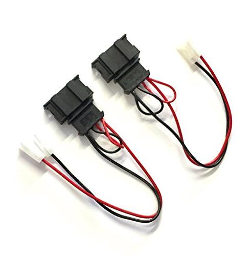 ASC Audio Car Stereo Speaker Wire Connection Harness on