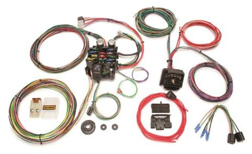 Astounding Painless 10106 12 Circuit Jeep Harness Wiring Cloud Hisonuggs Outletorg
