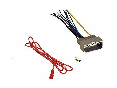 Dodge 1500 CAR Dash Wire and Antenna