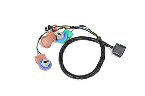 equipment tail light wiring harness