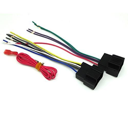 ConPus GM CAR Stereo CD Player Wiring Harness on wire sleeve, wire clothing, wire connector, wire ball, wire leads, wire holder, wire antenna, wire cap, wire lamp, wire nut,