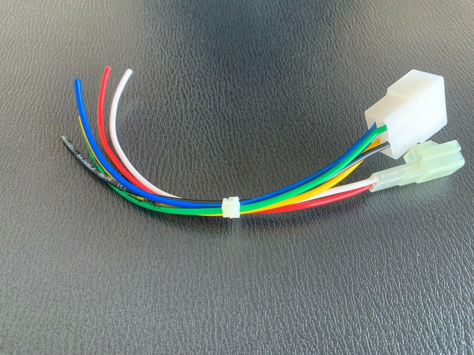 Honda Acty wiring for aftermarket