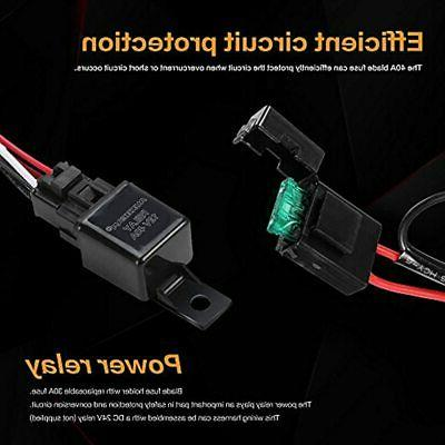 Led Harness Fuse ON/Off