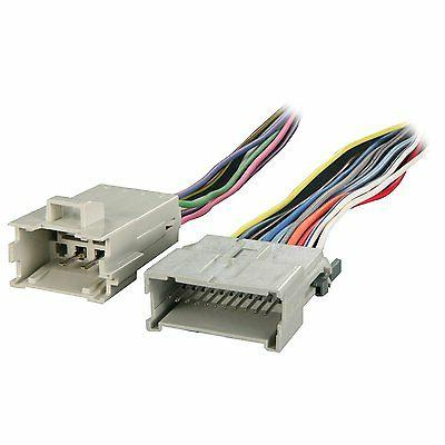 Metra 70-1720 Wiring Harness for Select 1986-1998 Honda/Acur