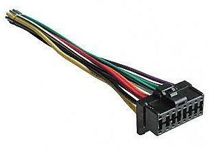 Pioneer Wire Harness for 2010 and up DEH-P8400BH