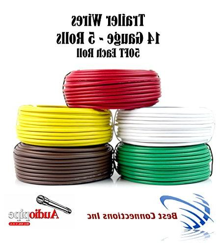 trailer light cable wiring