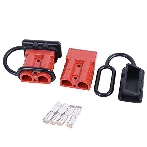 universal battery connect quick connector