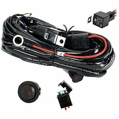 wiring harness heavy duty kit for led