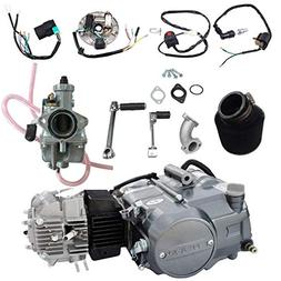 WPHMOTO Lifan 125cc Engine Motor & Air F