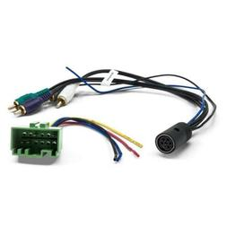 Metra 70-9223 Amplifier Bypass Wiring Harness for Select Vol