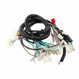 Motorcycle Ultima Complete System Electr... on ultima harness 18 530, ultima motor wiring diagram, ultima electronic wiring system,