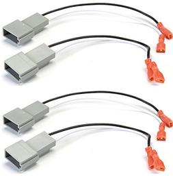 Pair of Metra 72-5512 Speaker Wire Adapters for Select 1989