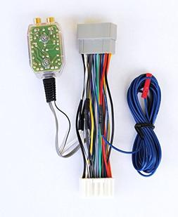 Factory Radio Add A Amp Amplifier Sub Interface Wire Harness