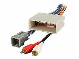 Metra 70-5521 Radio Wiring Harness for Ford 03-Up Amp