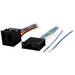 Metra 70-9002 Radio Wiring Harness for VW 87-02 Amplified Sy