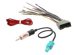 Radio Wiring Harness for 2007-Up Select Chrysler/Jeep Vehicl