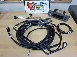 Ram 1500 2500 3500 Backup Camera Kit For RA2 RA3 RA4 Radios