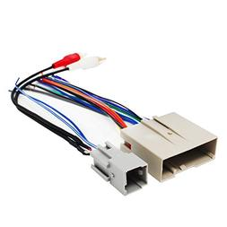 Replacement Radio Wiring Harness for 2005 Ford Escape, 2003