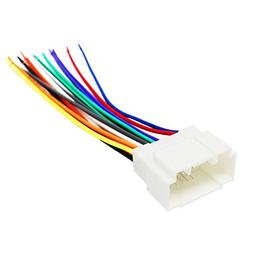 Replacement Radio Wiring Harness for 2001 Honda Civic, 2002