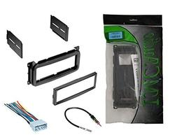 IMC Audio Single Din Dash Kit for Aftermarket Radio Installa