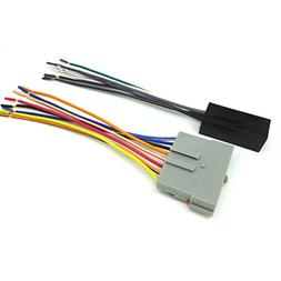 PREMIUM SOUND CAR STEREO CD PLAYER WIRING HARNESS WIRE AFTER