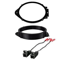 Metra 82-3004 2014 6X9 Speaker Adapter for Select GM Trucks
