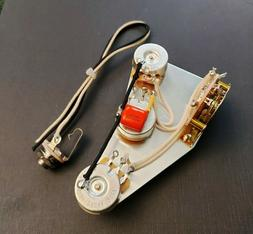 Deluxe Loaded USA Wiring Harness -Blender Circuit- CTS- for