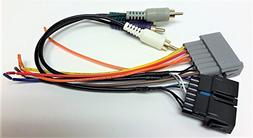 Premium System Wire Harness for Installing a New Radio into
