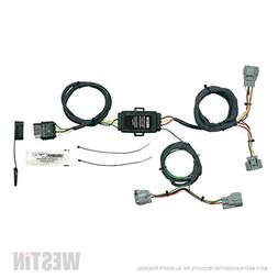 Westin 65-65003 T-Connector Harness Black T-Connector Harnes
