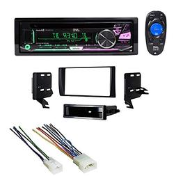 Toyota 2002-2006 Camry  JVC Car Stereo CD Player Receiver Bl