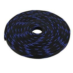uxcell PET Braided Sleeving 16.4 Feet 5m Expandable Cable Wr