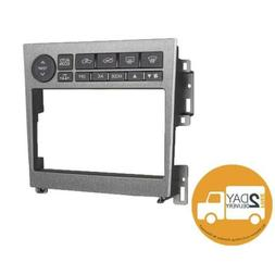 METRA Vehicle Mount for Radio - ABS Plastic - Aluminum