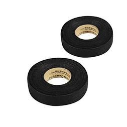 2pcs Wiring Loom Harness Adhesive Cloth Fabric Tape 19mm/15m